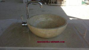 bej çanak evye em-022 ölçüleri : 42x15 cm fiyatı : 450 tl