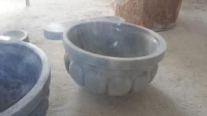 gri mermer lavabo em-026 ölçüleri : 45x18 cm fiyatı : 450 tl