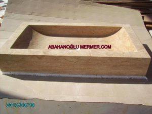 dikdörtgen lavabo evye em-033 ölçüleri : 45x60x13 cm fiyatı : 750 tl