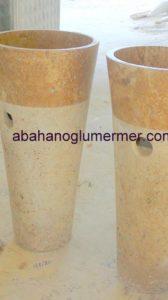 fıcı modeli lavabo em-055 ölçüleri : 42x25x90 cm fiyatı : 1850 tl