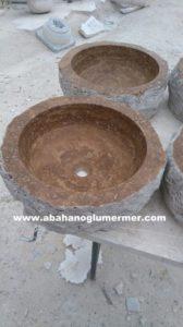 afyon mermeri lavabo çeşitleri em-068 ölçüleri : 45x15 cm fiyatı : 350 tl