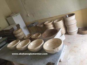 mermer lavoba evye çanak çeşitleri em-089 ölçüleri 42x15 cm fiyatı :