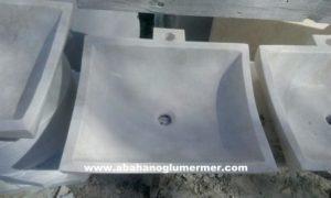 mermer evye çanak lavabo çeşitleri em-090 ölçüleri : 60x50x15 cm fiyatı : 1250 tl