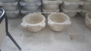 beyaz mermer düz kurnalar ku-087 ölçüleri : 45x25 cm fiyatı : 350 tl