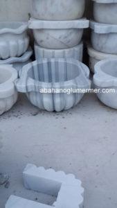 marmara cizgili kavun içerikli kurna ku-004 450 tl