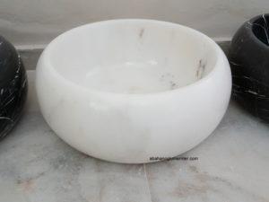 dogal tas lavabo