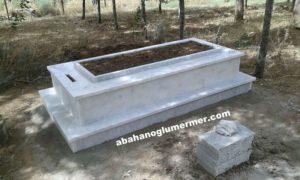 beyaz-mermer-mezar- msb-005 ÖLÇÜLERİ : FİYATI : SATIN AL