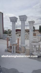 mermer kolon modelleri ve fiyatları